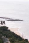 praia na vertical
