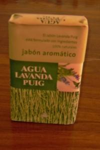 Sabonete da Espanha