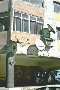 prédio na cidade de Maputo