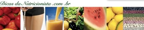 Topo do blog Dicas da nutricionista