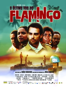 cartaz do filme O último voo do flamingo