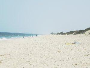 Praia de Macaneta 25 de setembro de 201