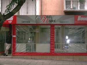 fachada Boa Maré