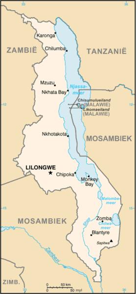 Navegação turbulenta no rio Zambeze (2/2)