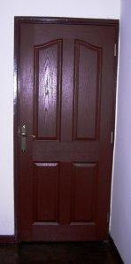 a porta da sala