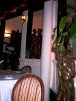 salão do restaurante Villa das Mangas