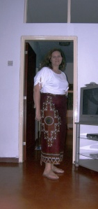 Sandra de capulana