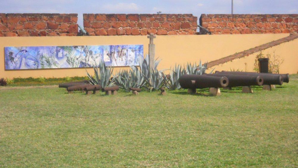 A fortaleza de Maputo (1/2)
