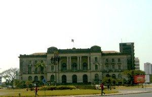 edifício do Conselho Municipal de Maputo